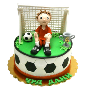 Торта Футболист