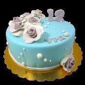Торта Гардения