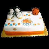 Торта Баскетбол