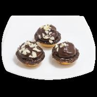 Шоколадови мини тарталети