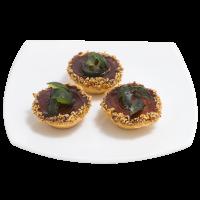 Мини тарталети със смокини и карамел