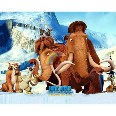 Торта Ледена епоха