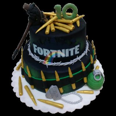 Торта Фортнайт