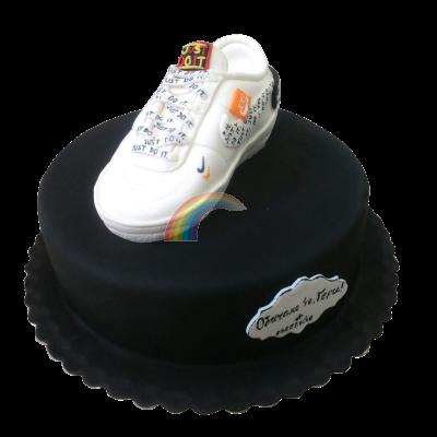 Торта маратонка