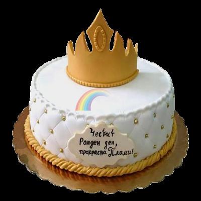Торта корона