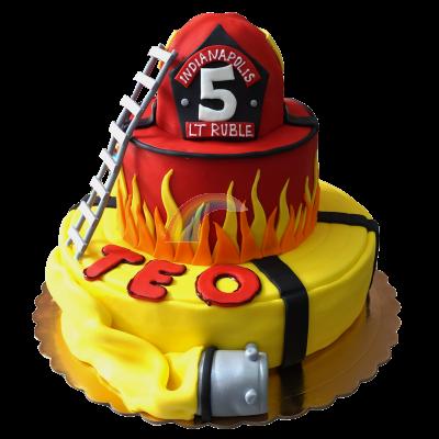 Торта Пожарникар