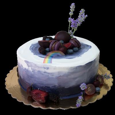 Гола торта
