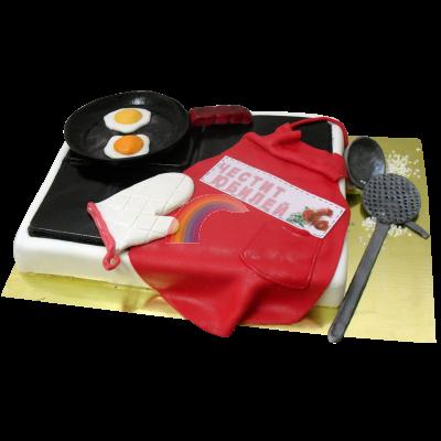 Торта готварска печка