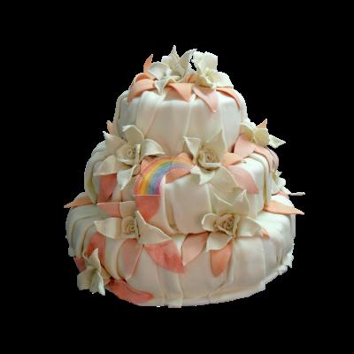 Сватбена торта .