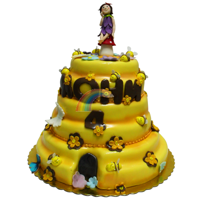 Торта Пчелен кошер