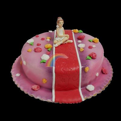Торта Балерина