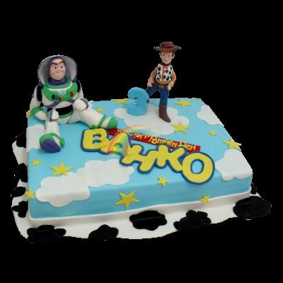Торта Тойс Стори