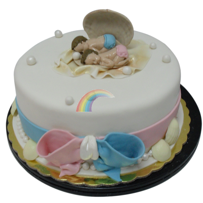 Торта близнаци