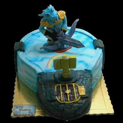 Торта Скайлендър