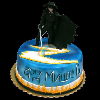 Торта Зоро