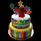 Торта Елмо