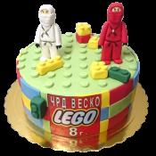 Торта Лего Нинджаго