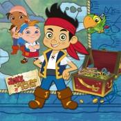 Фото торта Джейк и пиратите