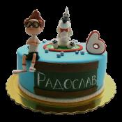 Торта мистър Пибоди и Шърман