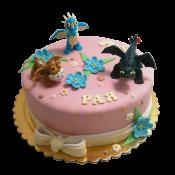 Торта как да си дресираш дракон