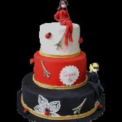 Торта Калинка и Черния котарак
