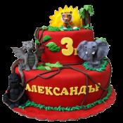 Торта Джунгла