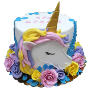Торта Еднорог