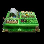 Торта градинар