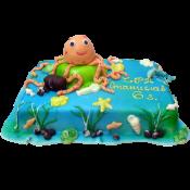Торта октопод