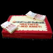 Торта банкер