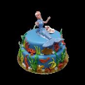 Торта Русалка