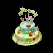 Торта Мечо пух