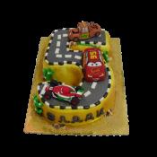 Торта Маккуин и Франческо