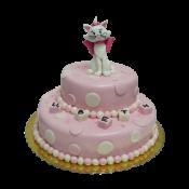 Торта с котето МАРИ