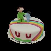 Торта момченце