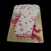 Торта цифра