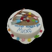 Торта Художник