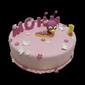 Торта Бейби ТВ Тулли
