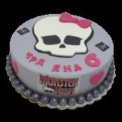 Торта Монстер Хай