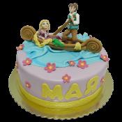 Торта Рапунцел