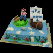 Торта Пират