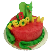 Торта Кобра