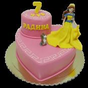 Торта Принцеси Дисни