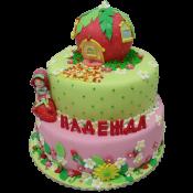 Торта Ягодка
