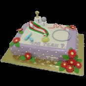 Торта гимнастичка