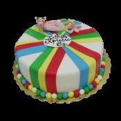 Торта Пинко Розовата пантера