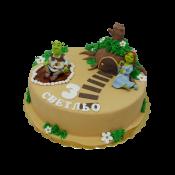 Торта Шрек и Фиона