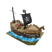 Торта Пирати
