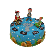 Торта Питър Пан и Капитан Хух