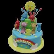Торта Бейби ТВ